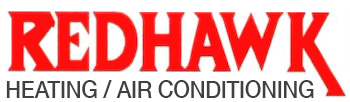 Redhawk Heating & Air Conditioning Logo